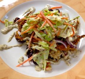 Plate of Soft Shell Crab